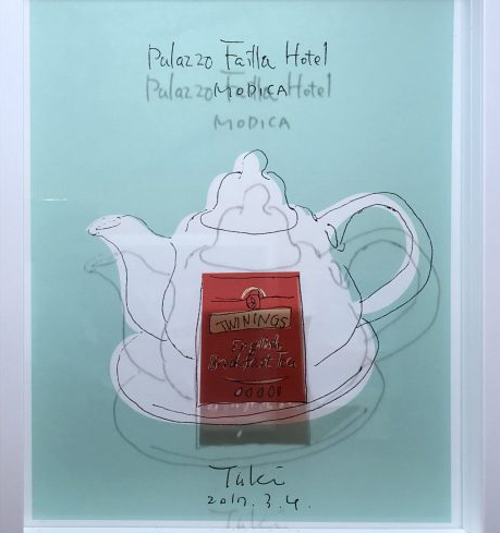 Twinings English Breakfast Tea ART